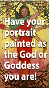 Goddess Portraits